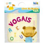 Livro de Banho Vogais - Toyster Bda Ref