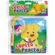 Livro Para Banho Lupito e Pepito - Todolivro Ref