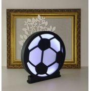 Luminária Bola de Futebol - rh Luminária Ref Lml-03