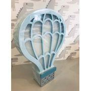 Luminária de Balão Azul - rh Luminária Ref: Lmm09a