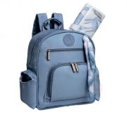 Mochila Noah Fauna Azul - Masterbag Ref 11fau307