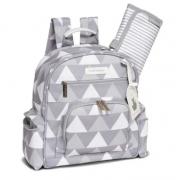 Mochila Noah Nordica Cinza - Masterbag Ref 12nor307