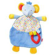 Naninha Com Mordedor Elefante - Nuk Ref Pa790542ub