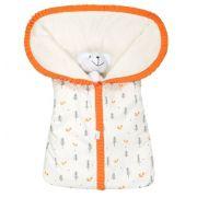 Porta Bebê Estampado Raposa - Batistela Ref 02061