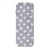 Protetor de Carrinho Bubbles Cinza - Masterbag Ref 12bub603