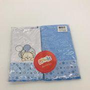 Toalha de Boca Ursinho Azul - Bambi Incomfral Refr