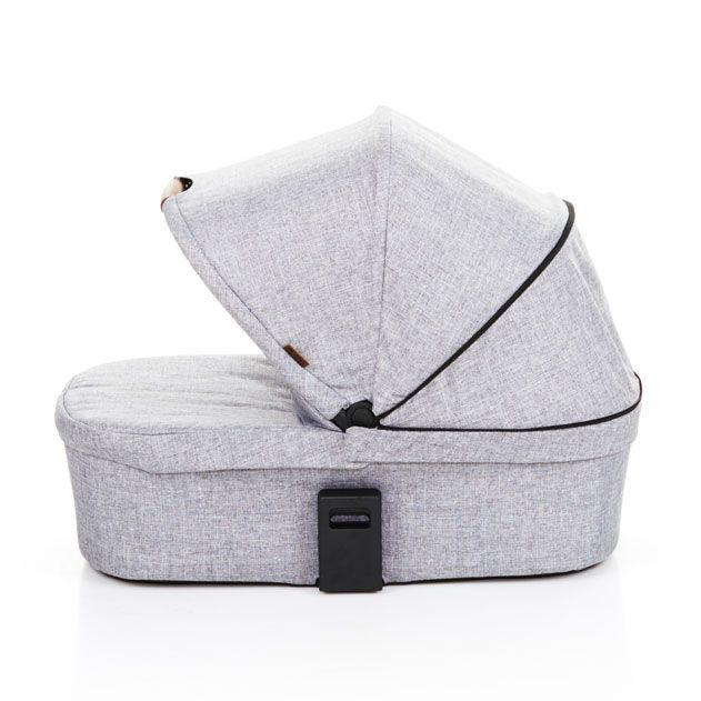Moisés Carry Cot Graphite Grey  Abc Design