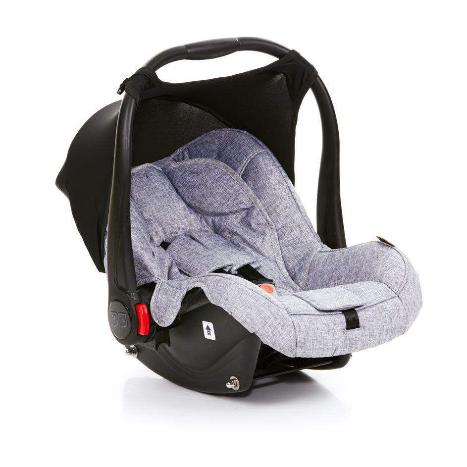 Bebê Conforto Risus Graphite Grey - Abc Design