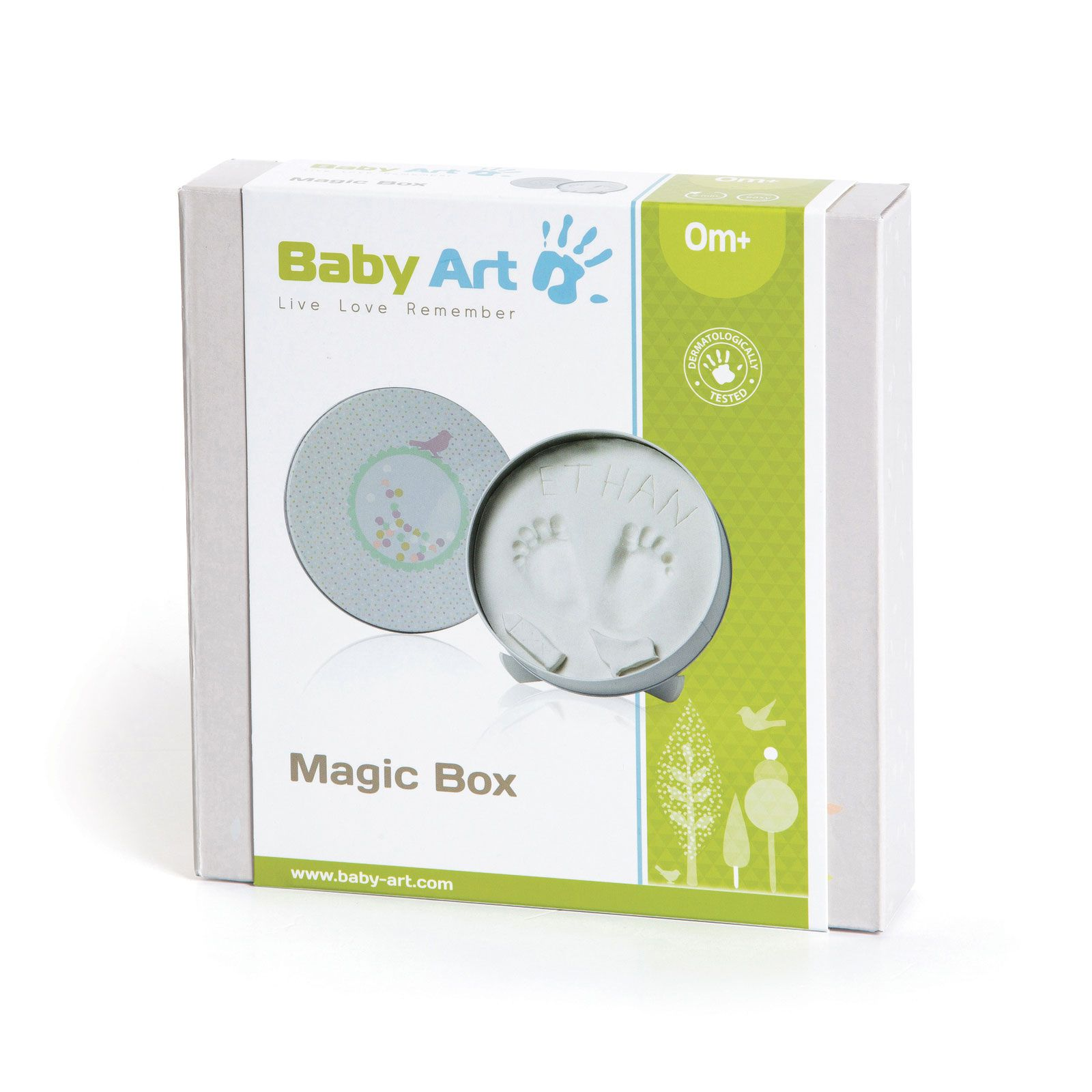 Baby Art Magic Box Confettis - Dorel Ref Imp91428