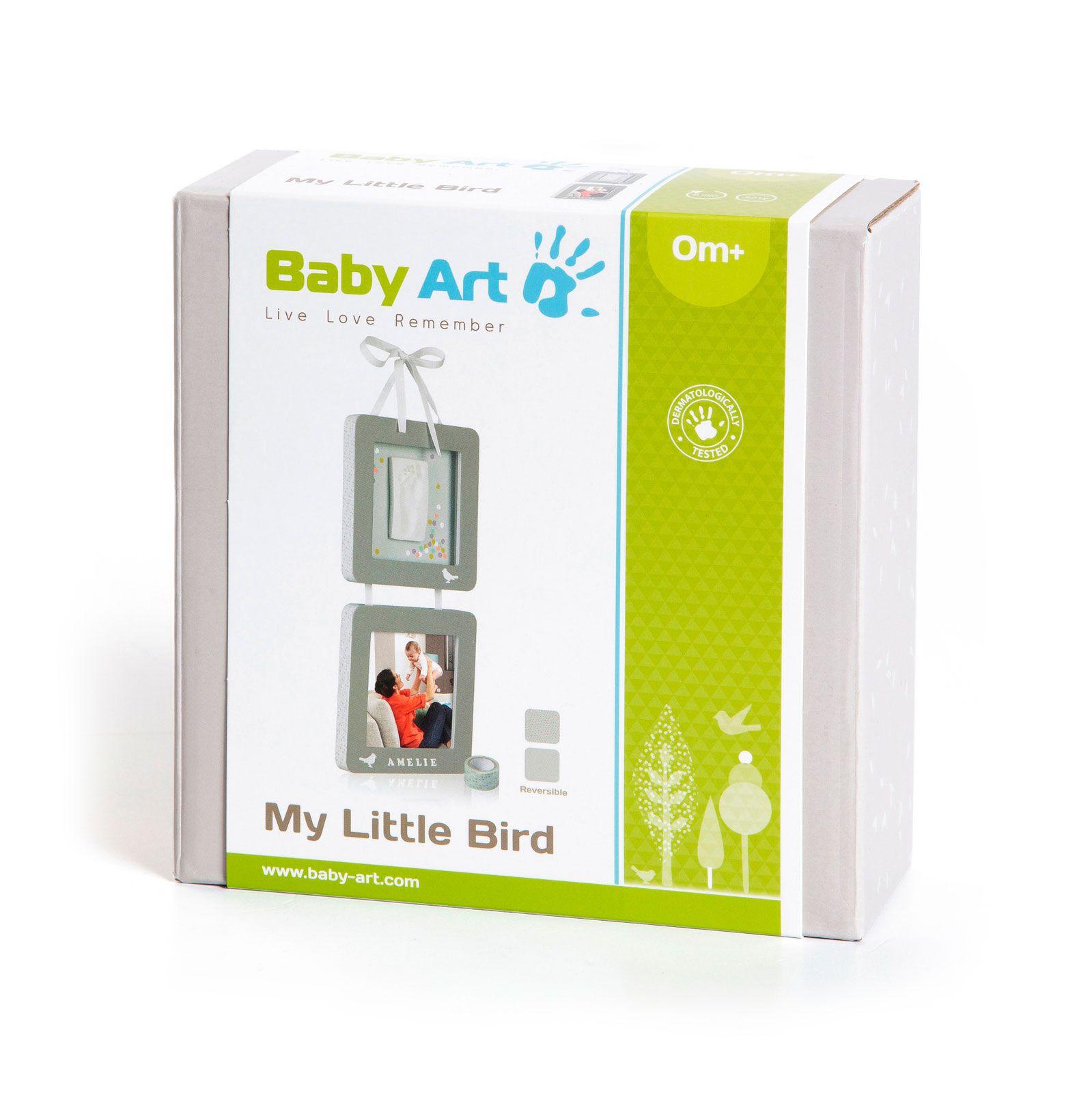 Baby Art  my Little Bird Cor Única  Dorel Ref Imp