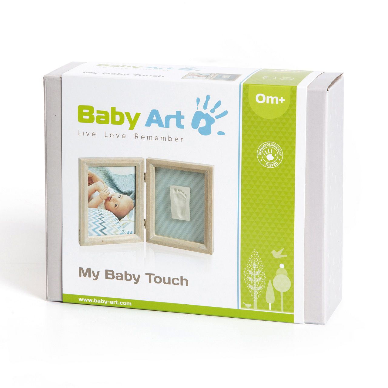 Baby Art Touch Duplo Madeira 1p Stormy - Dorel Ref Imp91432