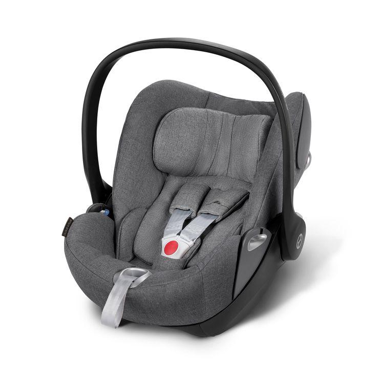 Bebê Conforto Cloud q Plus  Manhattan Grey  Cybex