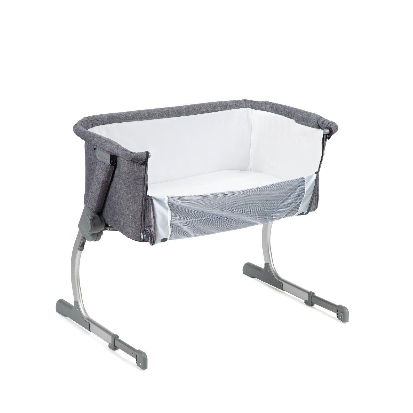 Berço Portátil Side by Side Gray - Safety 1st Mc109