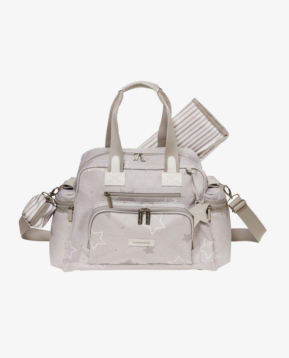 Bolsa Everyday Cinza Estrelas - Masterbag Ref 12est299