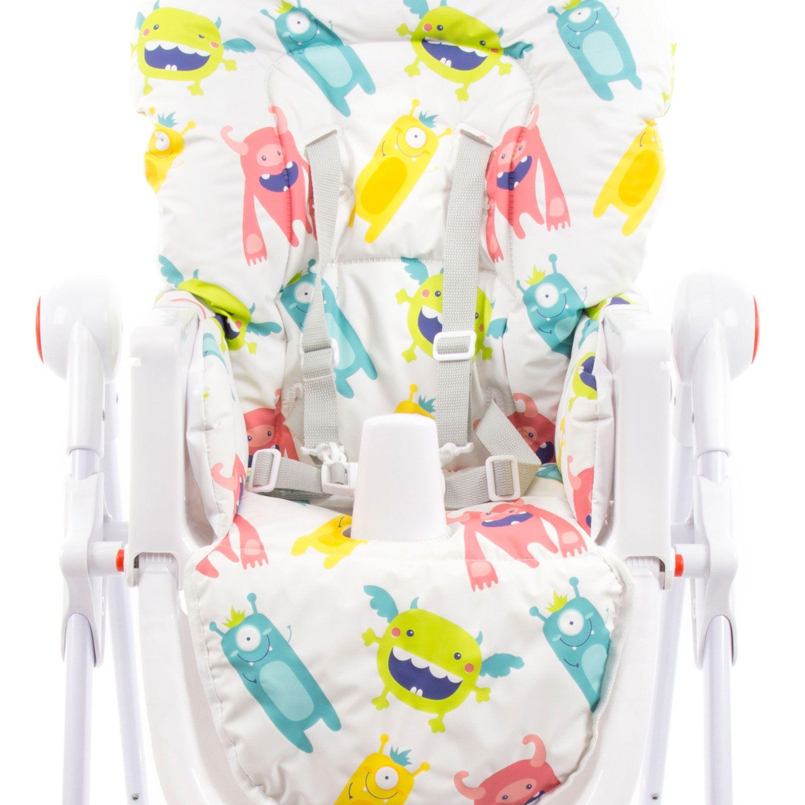 Cadeira Alimentação Appetito Monster Infanti - Dorel  Ref Imp1343