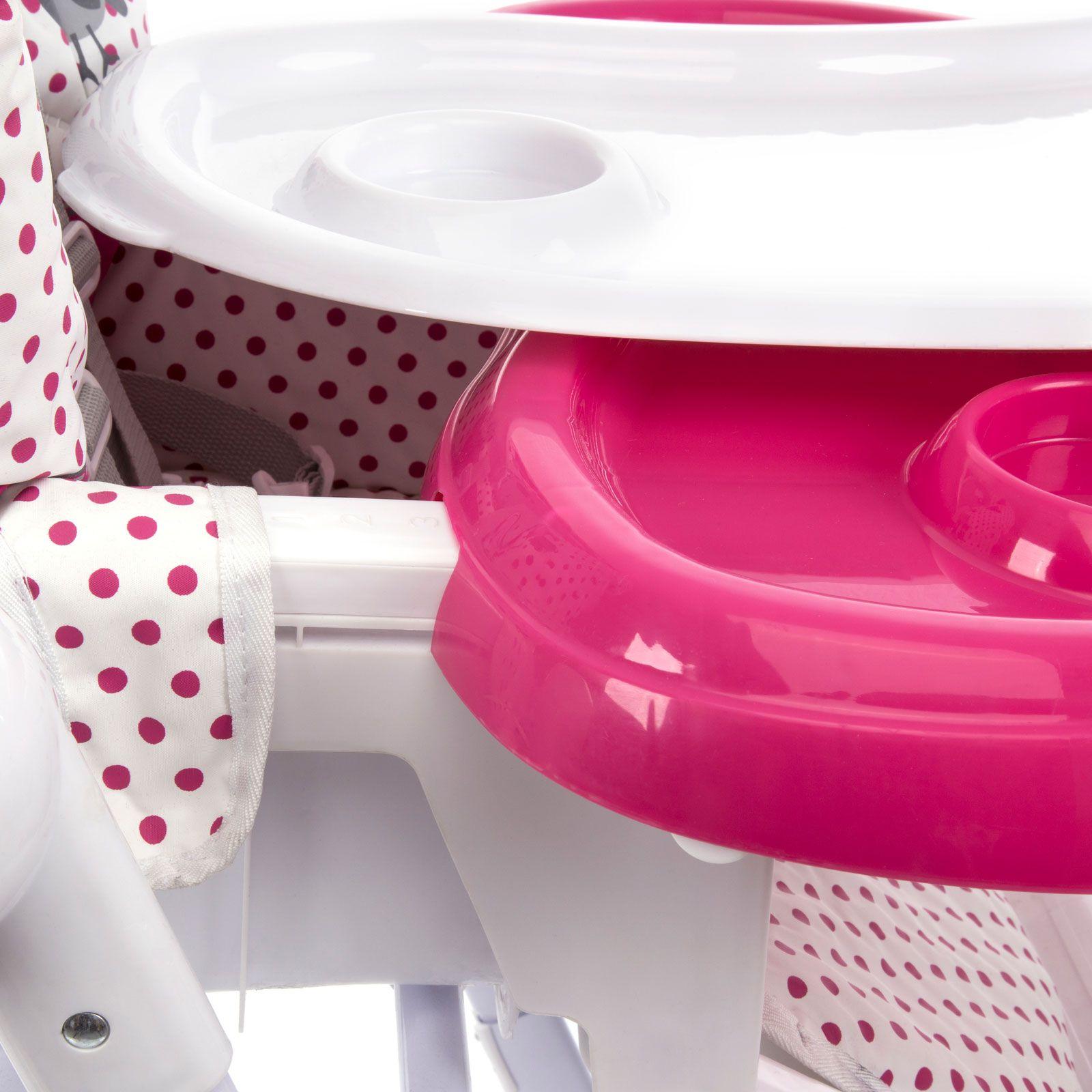 Cadeira Alimentação Appetito Puppy Infanti - Dorel  Ref Imp1342