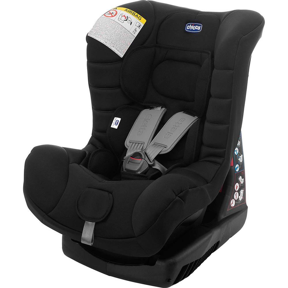 Cadeira Auto Eletta Comfort Black - Chicco
