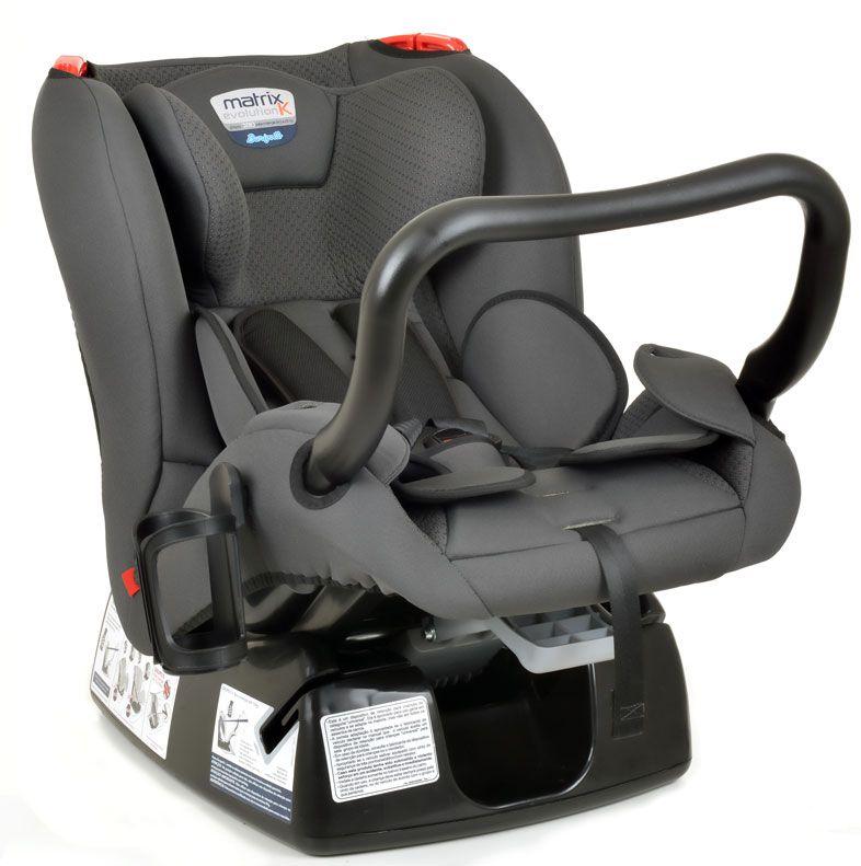 Cadeira Auto Matrix Evolution k Memphis - Burigotto Ref 3048