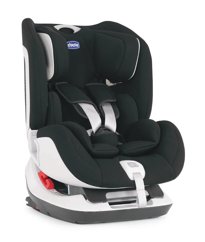 Cadeira Auto Seat up 012 Jet Black - Chicco