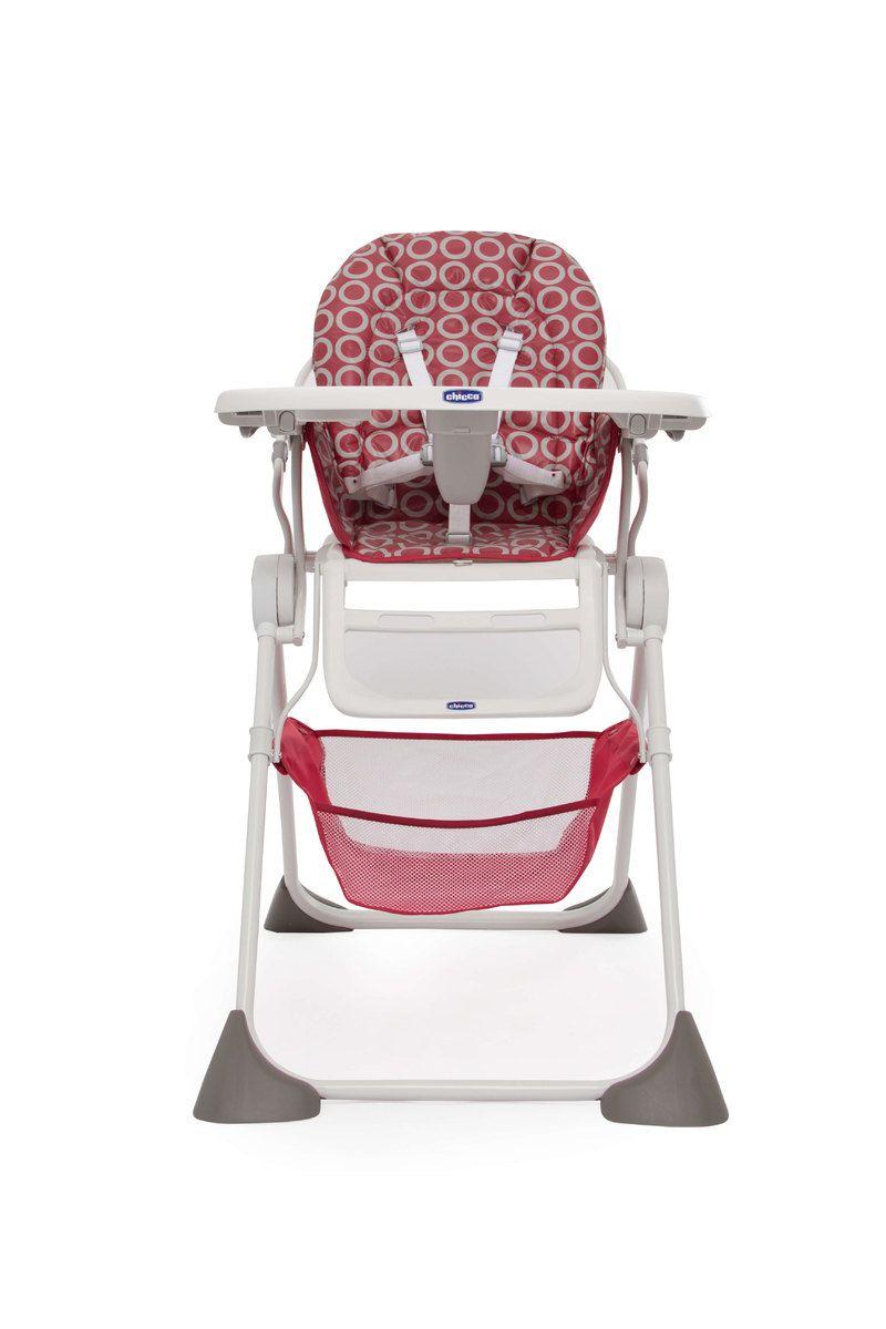 Cadeira de Papa Pocket Red Wave - Chicco
