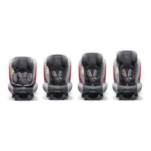 Cadeira Para Auto All Stages 0-36 Cinza - Fisher Price Ref Bb561