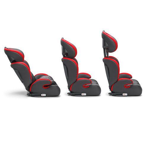 Cadeira Auto Safemax Fix  Cinza  Fisher Price Refbb