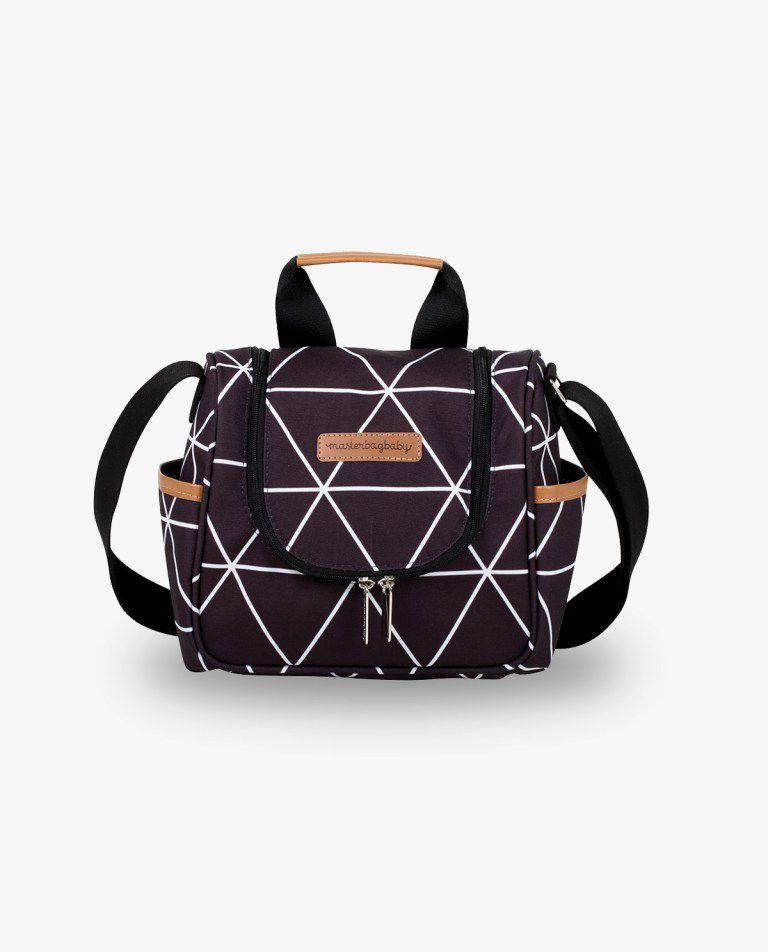Frasqueira Emy Preto Manhattan - Masterbag Ref12man238