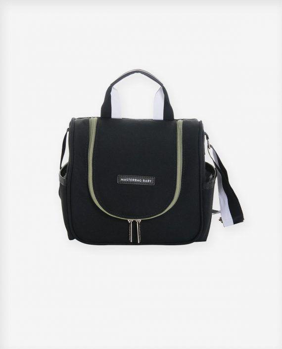 Frasqueira Termica Emy Preto/oliva Move  - Masterbag Ref 12mov238