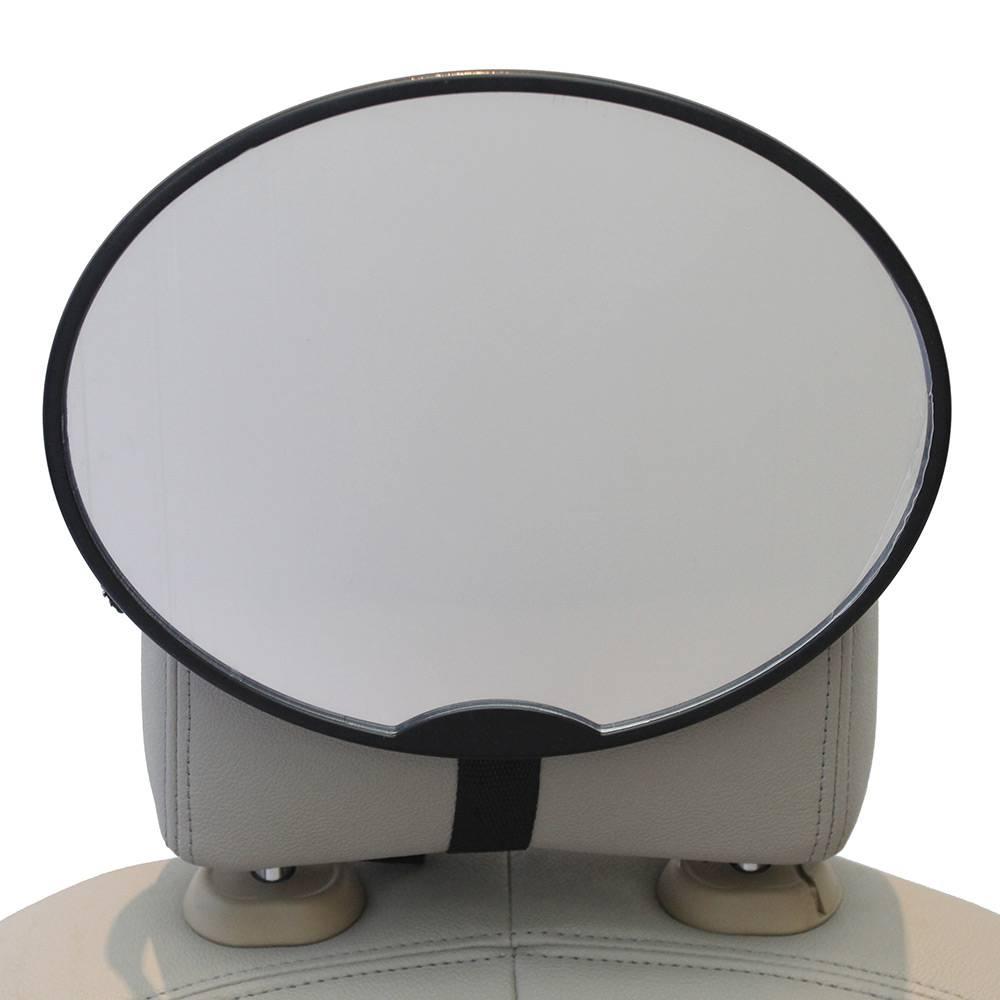 Espelho Oval Para Carro Girotondo Ref