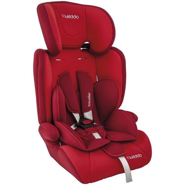 Cadeira Traveller Vermelho - Kiddo Ref 560 pc
