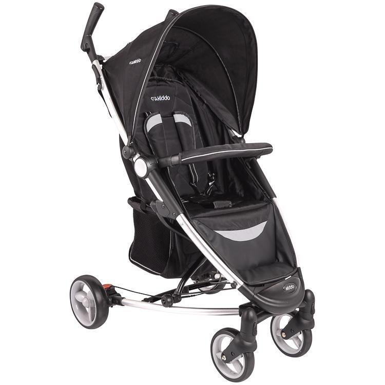 conjunto Helios com bebê conforto Caracol preto - Kiddo Ref 886/403nh