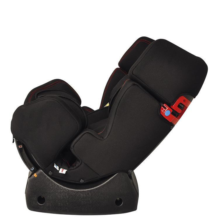 Cadeira Auto Cosmos Preto  Kiddo Ref  Preto