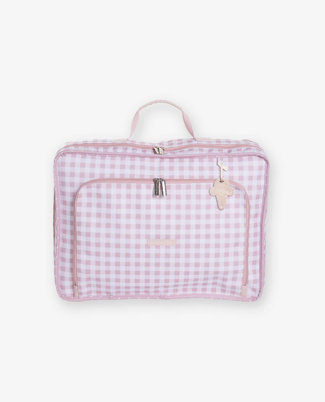 Mala Vintage Sorvete Rose  - Masterbag Ref 12sor402