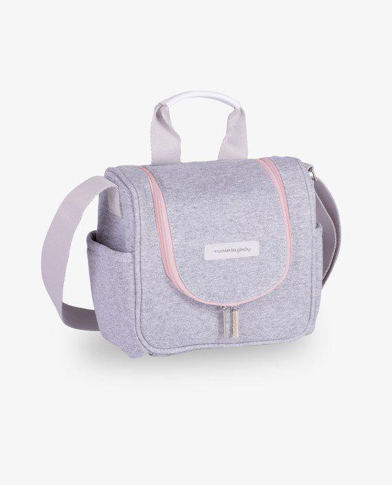 Frasqueira Térmica Emy Rosa Moletom - Masterbag Ref11mol238