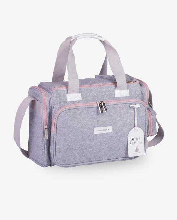 Bolsa Anne Rose Moletom - Masterbag Ref11mol210