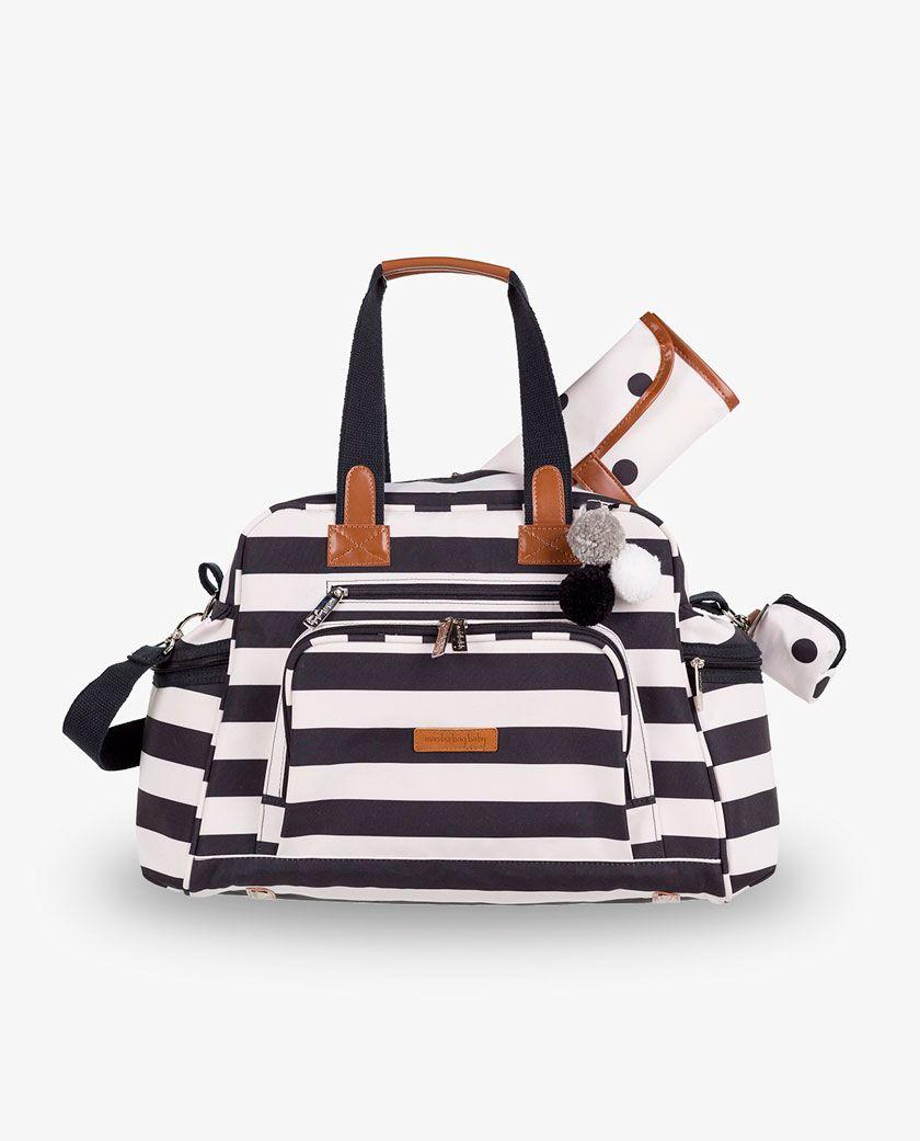 Bolsa Everyday Preto Brooklyn - Masterbag Ref 12bro299