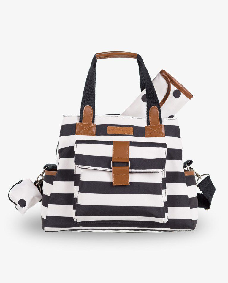 Bolsa Kate Preto Brooklyn - Masterbag Ref 12bro387
