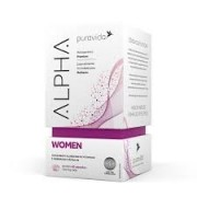 Alpha Women Polivitamínico Premium - 60 Cáps