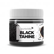 Black Tahine - Pasta De Gergelim Preto - 350g Pura Vida
