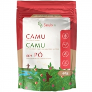 Camu Camu Souly em Po - rica fonte de vitamina C