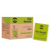 Chá Gelado - Chá Branco com Pêra - 15 sachês