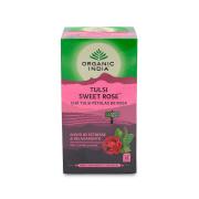 Chá Tulsi Pétalas de Rosa