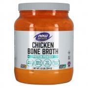Chicken Bone Broth Caldo De Osso De Galinha Em Po Now Sports 544 G