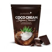 COCO CREAM BELGIUM CHOCOLATE - Leite de Coco com Chocolate Belga