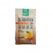 Colágeno Renew - Rugas, linhas de expressão, firmeza da pele,  cabelos e unhas -  20 Saches - 10G