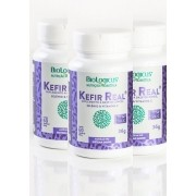 Combo Kefir Real - Zinco, Selênio, Vitamina C - REFORÇO PARA IMUNIDADE - para 3 meses