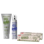 Combo Cuidados Naturais Sabonete + Cremes dental + desodorante