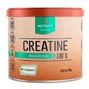 CREATINA  NUTRIFY MONOHIDRATADA 300G