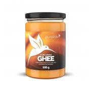 Ghee Curcumax - Manteiga Clarificada Com Extrato De Cúrcuma E Piperina 500 G