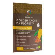 GOLDEN CACAU - CÚRCUMA LONGA ORGÂNICA+CACAU CRIOLLO+MACA NEGRA+ CANELA DO CEILÃO - 60 G